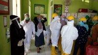 20 orang menjalani swab test karena diduga pernah kontak langsung dengan pasien positif di Puskesmas Bulukunyi, Sabtu 30 Mei 2020. (Ist)