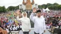 Munafri Arifuddin- Andi Rachmatika Dewi (Appi-Cicu). (Ist)