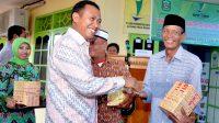 Bupati Takalar Syamsari Kitta menghapuskan sanksi admnistrasi keterlambatan pembayaran PBB selama masa pandemi. (Ist)