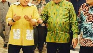 AJD bersama Syamsu Rizal alias Daeng Ical. (Ist)