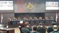 Ambang batas presiden kembali digugat ke Mahkamah Konsitusi. (Int)