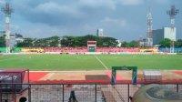 Anggaran rehabilitasi Stadion Mattoanging dipangkas Rp92 miliar karena dialihkan untuk penanganan Covid 19. (Int)