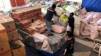 BPBD Sulsel mengirim bantuan untuk korban banjir di Luwu. (Ist)