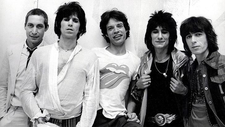 Band legendaris The Rolling Stones. (Int)