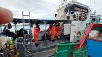 Basarnas berhasil mengevakuasi KM Jervai yang sempat terombang ambing di Laut Aru, Ambon, Sabtu 11 September 2021. (Int)