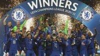 Chelsea juara Liga Champion usai menyingkirkan Manchester City di finas, Minggu 30 Mei 2021. (Int)