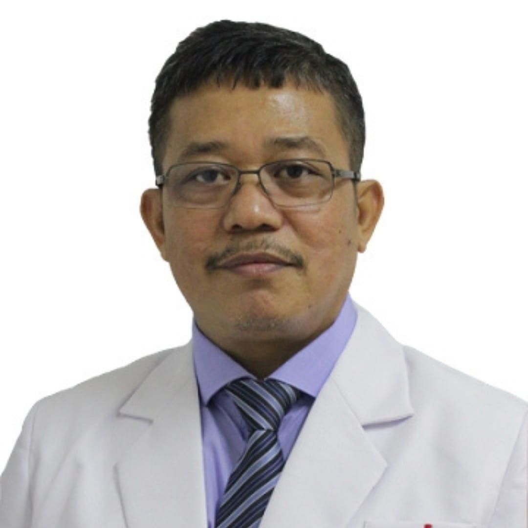 DR. dr. Heber Bombang Sapan, Sp.B(K)BD. (Ist)