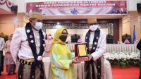 Gubernur Sulsel Nurdin Abdullah menghadiri HUT Bulukumba, Kamis 4 Februari 2021. (Ist)