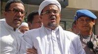 Habib Rizieq Shihab. (Int)