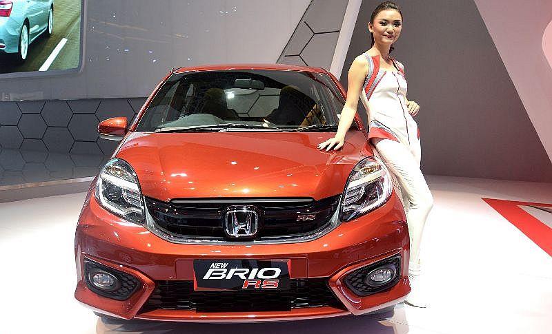 Honda Brio menjadi mobil terlaris sepanjang 2020. (Int)