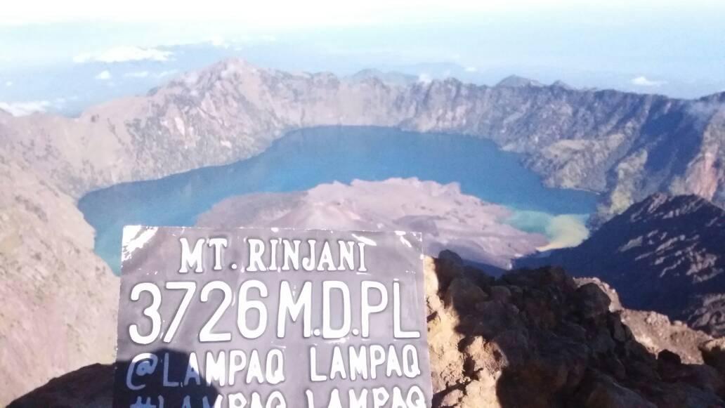 Pendakian Gunung Rinjani kembali dibuka 7 Juli 2020 mendatang. (Dok Manifesto.Id)