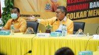 Ketua DPD I Partai Golkar Sulsel Taufan Pawe meminta daerah yang tak menggelar pilkada segera mempersiapkan musda. (Ist)