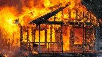 Ilustrasi kebakaran. (Int)
