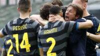 Inter Milan memastikan juara Liga Italia musim 2020-2021. (Int)