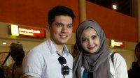 Irwansyah dan Zaskia Sungkar (Int)