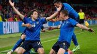 Italia akan menghadapi Inggris di final EURO 2020, Senin 12 Juli 2021 dinihari. (Int)