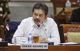 Jaksa Agung ST Burhanuddin. (Int)