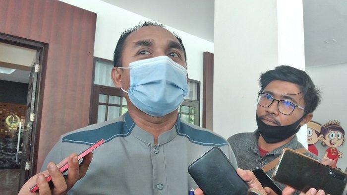 Ketua KPU Sulsel Faisal Amir. (Int)