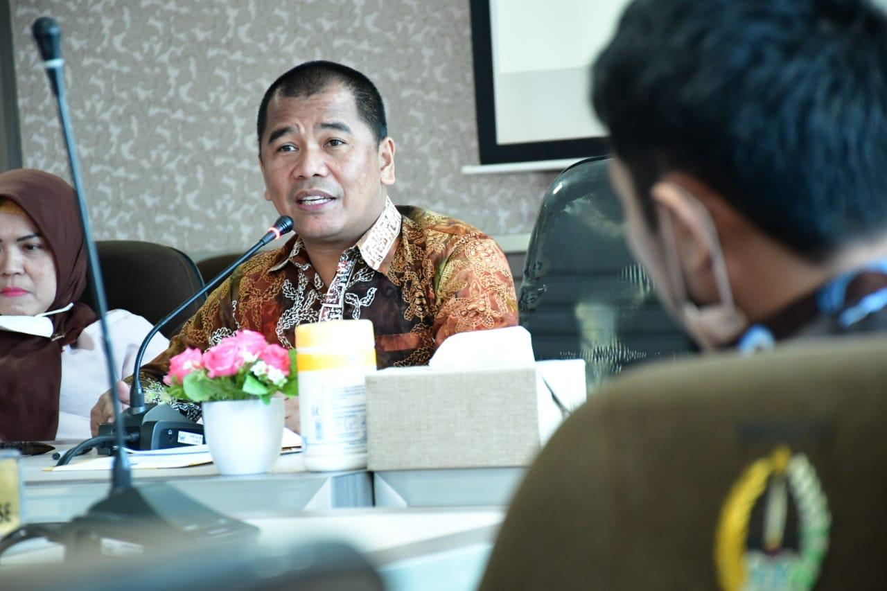 Ketua Komisi D DPRD Sulsel Rahman Pina mengapresiasi kinerja Plt Gubernur Sulsel Andi Sudirman Sulaiman yang berhasil mengambil alih Bandara Sorowako, Jumat 30 April 2021. (Ist)