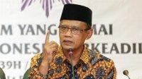 Ketua PP Muhammadiyah Haedar Nashir. (Int)