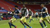 Kolombia juara tiga Copa Amerika 2021 usai membekuk Peru, Sabtu 10 Juli 2021. (Int)
