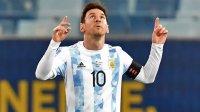 Lionel Messi. (Int)