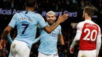 Manchester City memastikan gelar juara Liga Ingris. (Int)