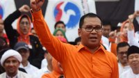 Mantan Walikota Makassar Moh Ramdhan Pomanto. (Int)