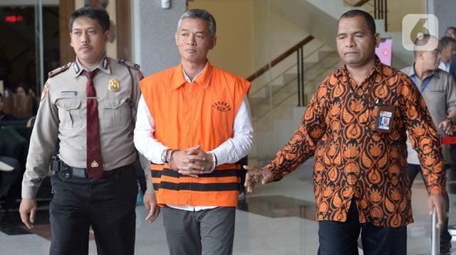 Mantan anggota KPU RI Wahyu Setiawan. (Int)