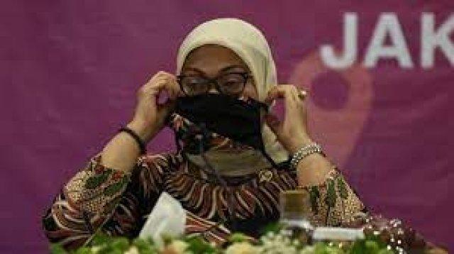 Menteri Ketenagakerjaan Ida Fauziyah. (Int)