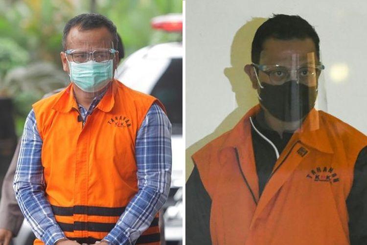 Menteri asal PDIP dan Gerindra tersangka dugaan korupsi di KPK. (Int)