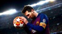 Messi diganjar dua kali larangan main usai memukul pemain Athletico Bilbao, Senin 18 Januari 2021. (Ist)