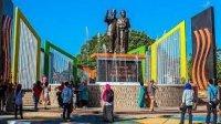 Monumen Cinta Habibie Ainun menjadi ikon Kota Parepare. (Int)