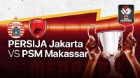 PSM Makassar sukses menumbangkan Persija 2-0 di laga perdana Piala Kemenpora, Senin 22 Maret 2021. (Int)