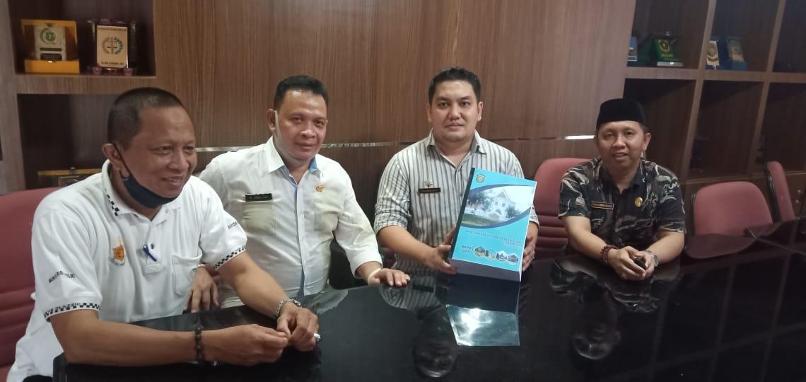 Pemkab Takalar menyerahkan RKPD ke DPRD Takalar, Jumat 16 Oktober 2020. (Ist)