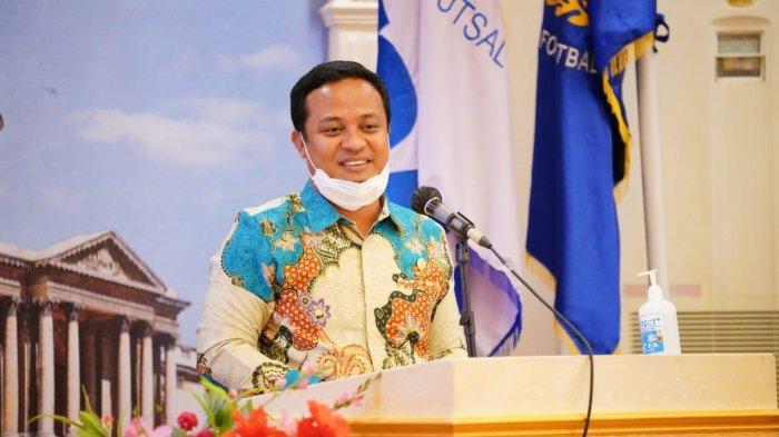 Plt Gubernur Sulsel Andi Sudirman Sulaiman. (Int)