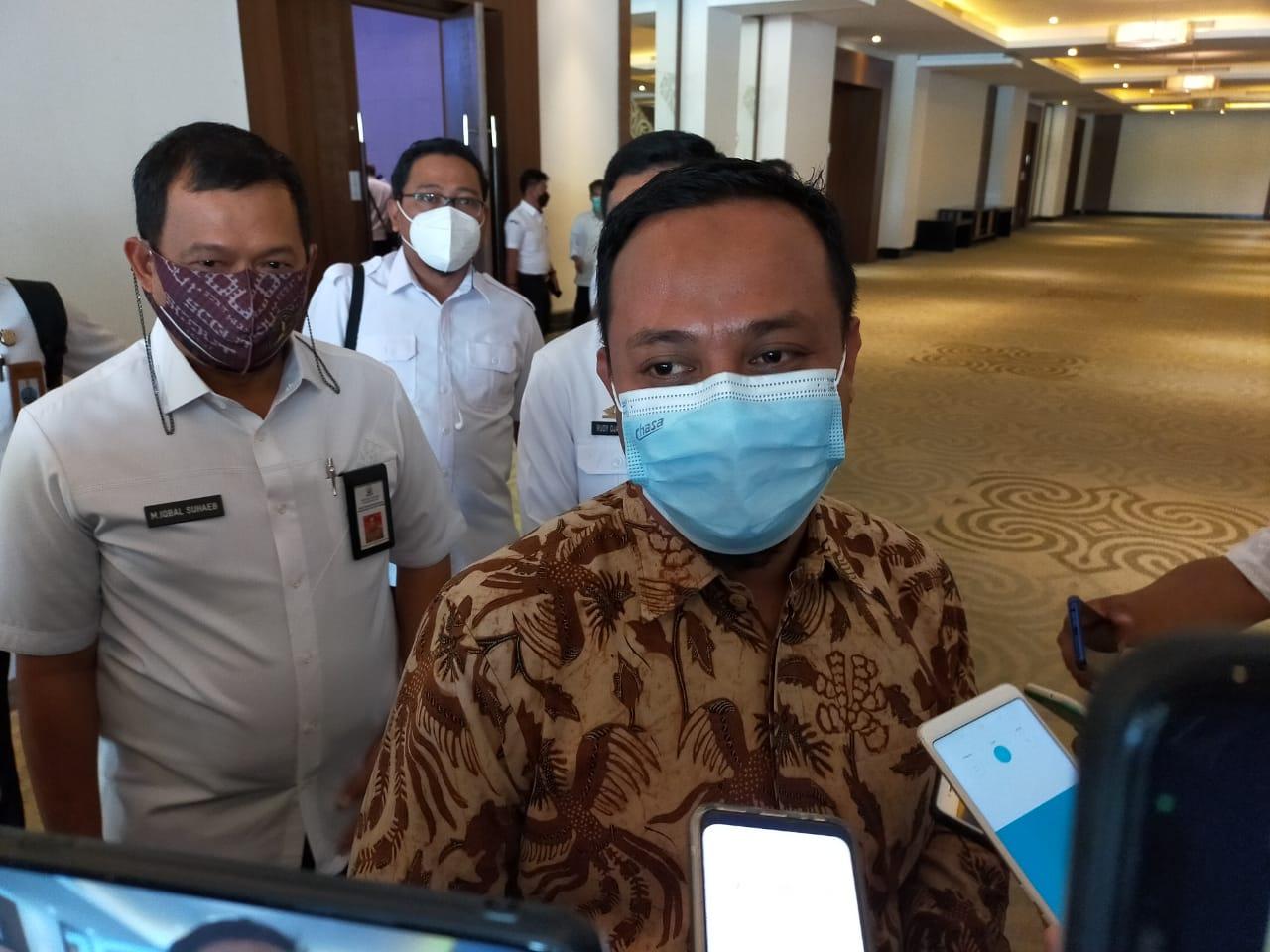 Plt Gubernur Sulsel Andi Sudirman Sulaiman. (Ist)