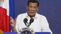 Presiden Filipina Rodrigo Duterte (Int)