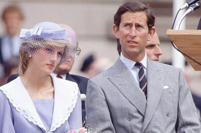 Putri Diana dan Pengeran Charles. (Int)