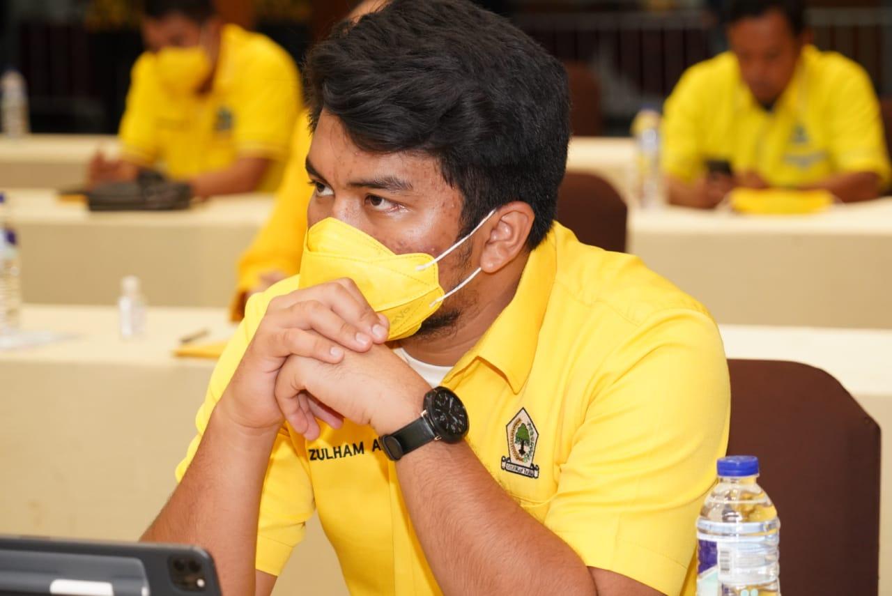 Sekretaris AMPG Sulsel Zulham Arief. (Ist)