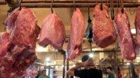 Stok daging sapi aman buat lebaran. (Int)