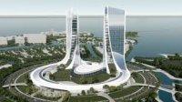 Twin Tower di Makassar bernilai Rp1,9 triliun. (Ilustrasi Int)