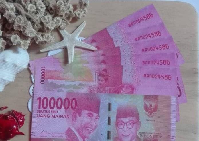 Uang mahar. (Ilustrasi)