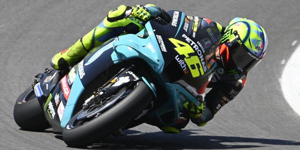 Valentino Rossi. (Int)